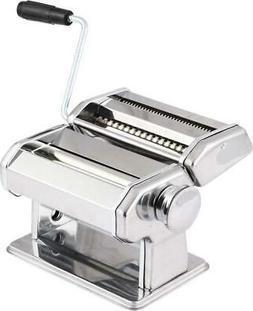 Pasta Maker ,Machine Hand Crank - Roller Cutter Noodle Maker