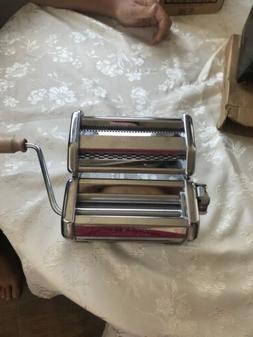 Imperia Pasta Maker Machine - Heavy Duty Stainless Steel SP1