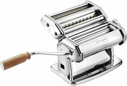 Imperia Pasta Maker Machine - Heavy Duty Steel Construction