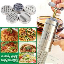Pasta Maker Machine Manual Noodle Makers Pasta Noodles Machi
