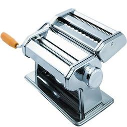 Oxgord Pasta Maker Machine,Stainless Steel Roller For Fresh