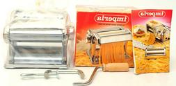 Imperia Pasta Maker, Model # 150, New In The Box, Lot 957