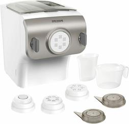 Philips Pasta Maker Pro Plus, Automatic, Compact, Dishwasher