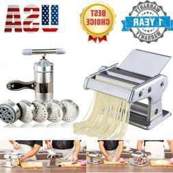 Pasta Maker Roller Machine Fresh Noodle Spaghetti&Fettuccine