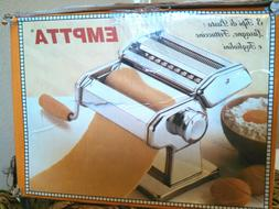 Pasta Maker Roller MANUAL Hand Crank w/Fittings for Pastadri