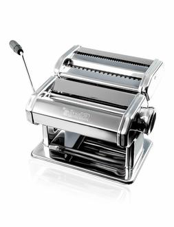 pasta maker stainless steel pasta machine includes
