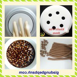 Philips pasta maker discs  - tran chau 8mm/bubble tea 8mm
