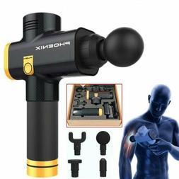 Phoenix A2 Massage Gun Percussion Massager Muscle Vibrating