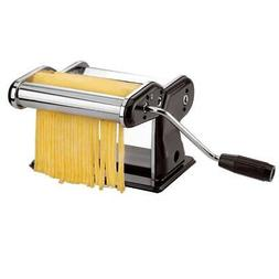 Gefu Profi-Pasta Machine Pasta Perfetta Nero, for the Kitche