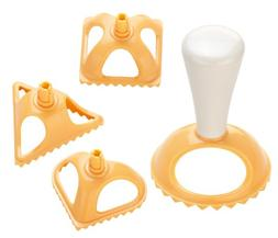 Tescoma Ravioli cutters DELÍCIA, 4 shapes