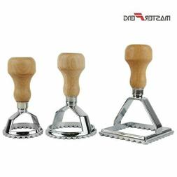 Ravioli Stamp Pasta Maker Set Classical Mold Tool Cooking Ki