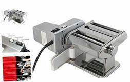 Shule Electric Pasta Maker Machine with Motor Set Stainless