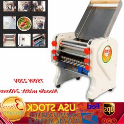 Stainless Steel Electric Pasta Press Maker Noodle Machine Ho