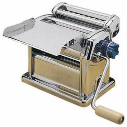 stainless steel manual pasta maker machine r220