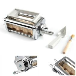 Ravioli Pasta Spaghetti Maker & Cutter Attachment For Kitche