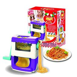 AMAV Toys Ultimate Pasta Maker Machine Kit for Kids - DIY Ma