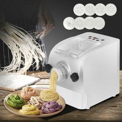 Electric Pasta Maker Automatic Noodle Machine Spaghetti Make