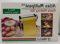 Vintage Atlas Marcato Multipast 5 Type Fresh Pasta Maker S