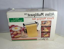 Vintage Marcato Atlas Multipast Pasta Making Machine Set, 5