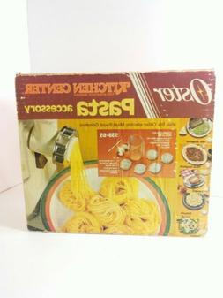 vitage regency kitchen center pasta maker accessory