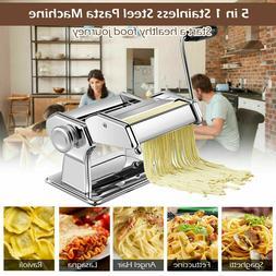 Vivo 5-in-1 Fresh Pasta Maker Machine Lasagne Ravioli Spaghe