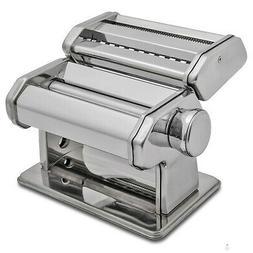 HuiJia Wellness 150 Pasta Maker Machine Stainless Steel Past