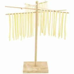 Wooden Pasta Drying Rack Hanging Rack Goes with Pasta Maker